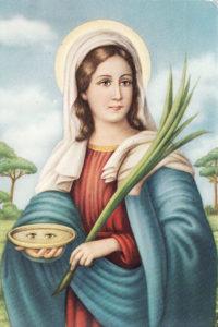 Festa Santa Lucia @ Parrocchia Pasteria | Sicilia | Italia