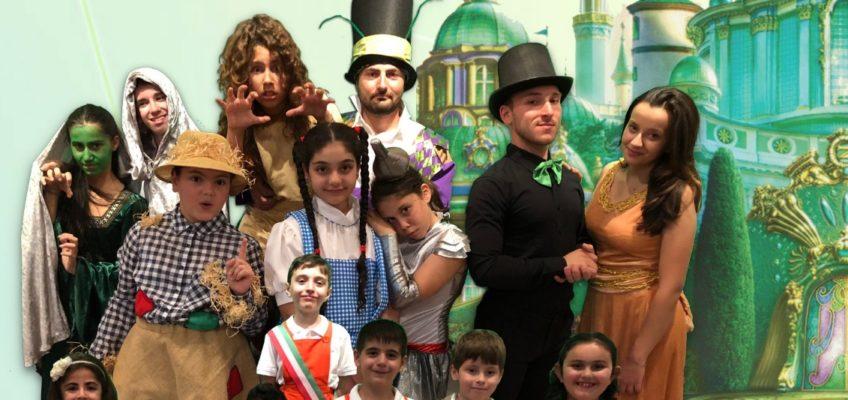 """Musical """"Il Meraviglioso mondo di Oz"""""""