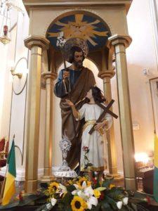 Pia pratica dei 7 mercoledì di San Giuseppe @ Parrocchia Pasteria | Sicilia | Italia