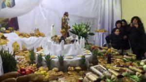 Gita alle tavolate di San Giuseppe a Leonforte @ Gita Leonforte | Leonforte | Sicilia | Italia