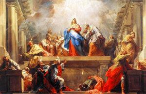 Solennità di Pentecoste @ Parrocchia di Pasteria | Sicilia | Italia