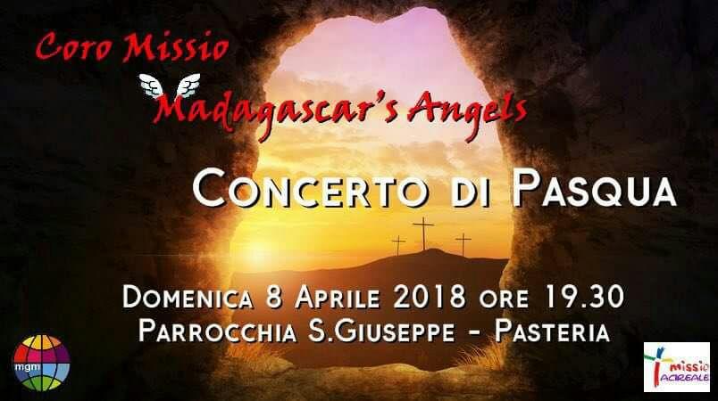 Coro Missio Madagascar's Angels – Concerto di Pasqua