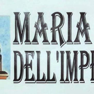 Solenni festeggiamenti in onore di Maria SS. dell'Imperio