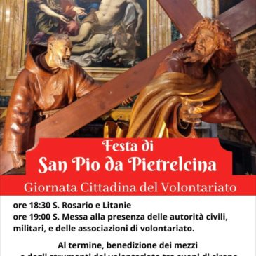 Festa di San Pio da Pietrelcina