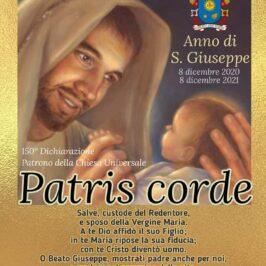 """CONCORSO POETICO """"Patris Corde"""""""